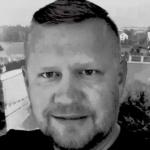 Daniel Puławski właściciel aplikacji SNAPnGO